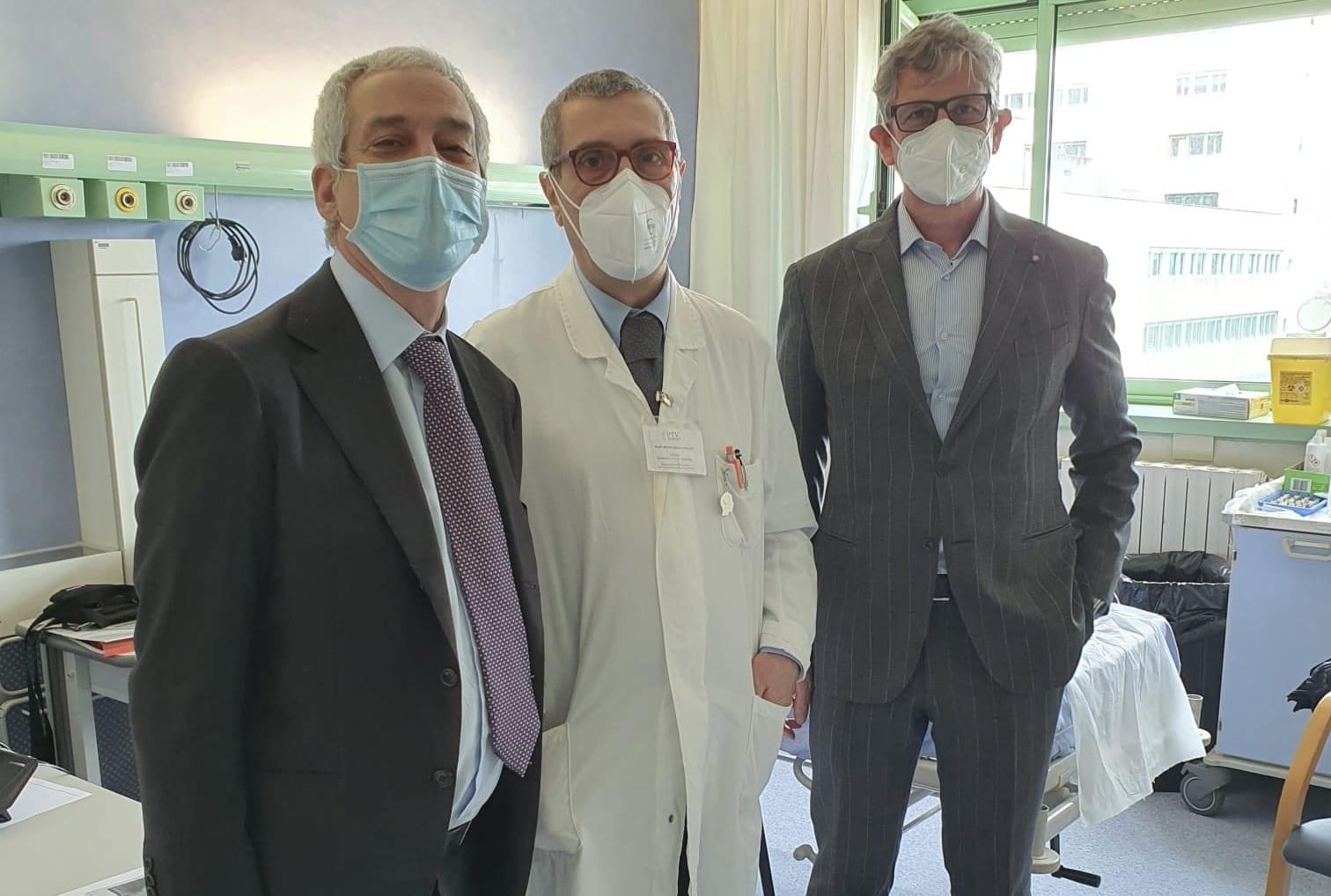 Immagine di copertina di: Donato un video-polisonnografo al reparto di Neurologia del Policlinico di Roma Tor Vergata