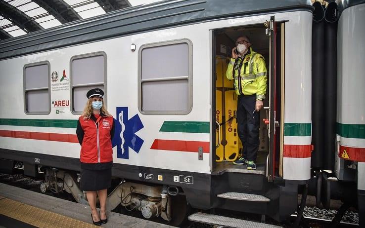 """Immagine di copertina di: """"Vaccini prioritari per i lavoratori del trasporto pubblico"""""""