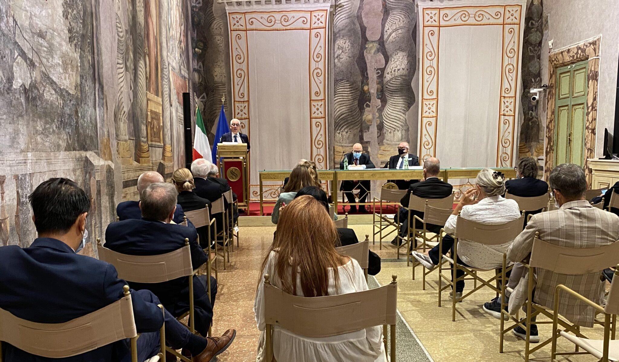"""Immagine di copertina di: Al Senato il convegno promosso dall'Uspi """"Editoria 4.0"""""""